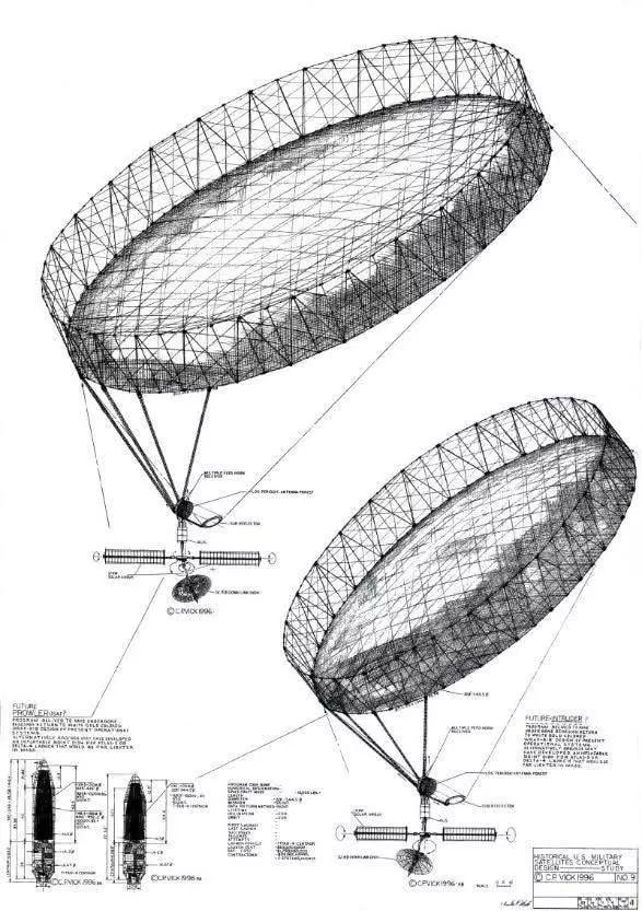 外界关于IOSA卫星的想象图