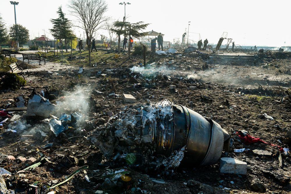 伊朗总统:人为错误导致坠机 是不可原谅的错误