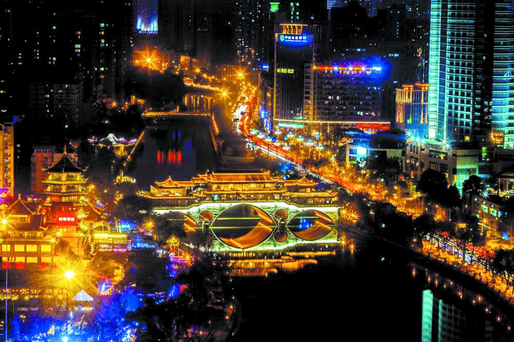 成都:崛起的智慧旅游中心图片