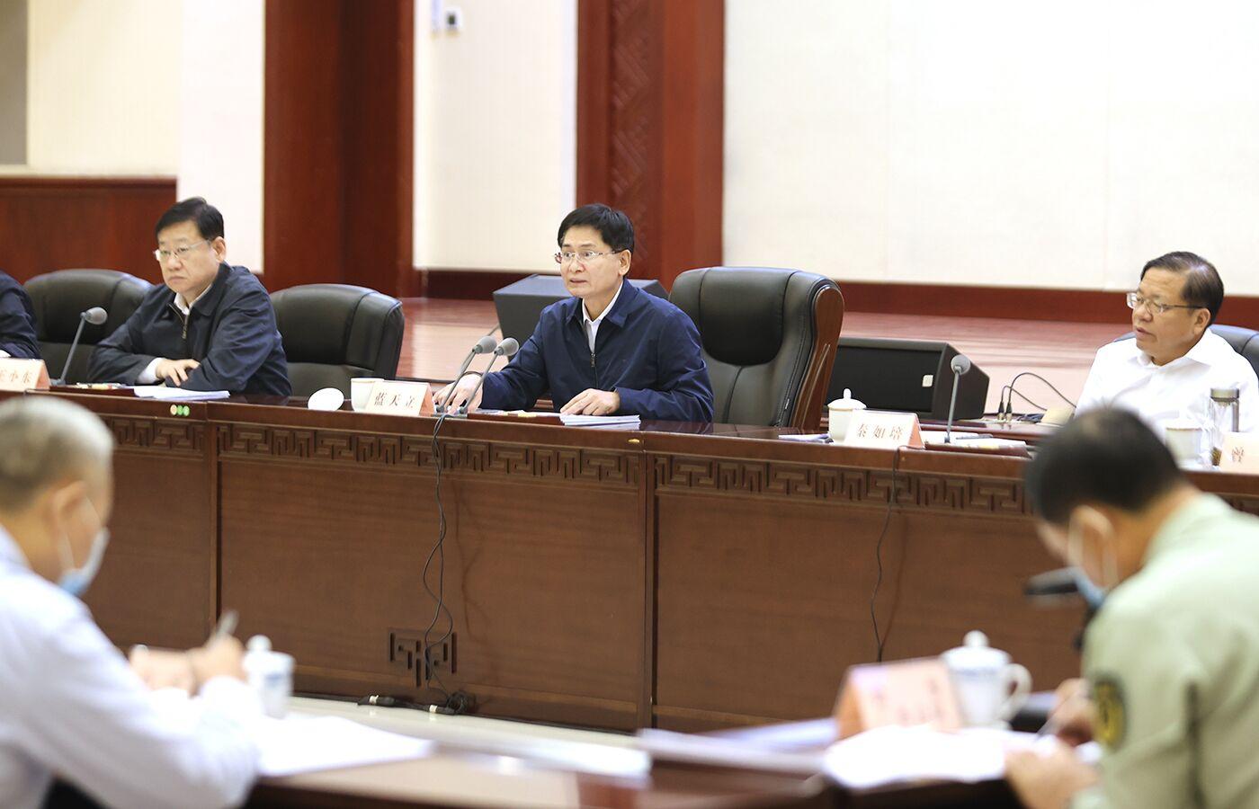 藍天立在第17屆中國-東盟博覽會和商務與投資峰會圖片