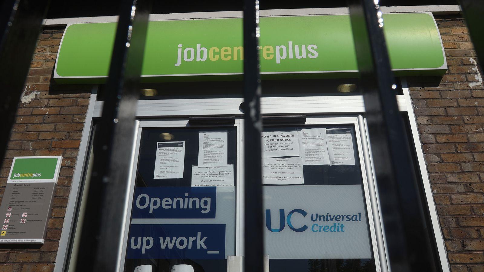 英国失业率继续攀升裁员数达到创纪录水平