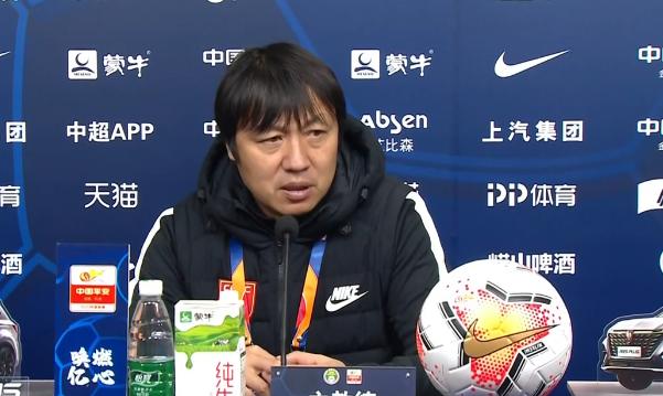 谢峰:第七还是第八不是很重要,年轻球员需要比赛去锻炼