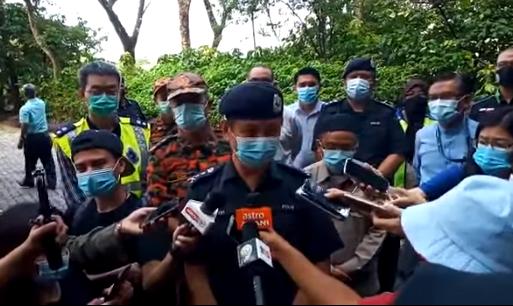 马来西亚一度假村发生土崩 一对华裔男女被埋身亡
