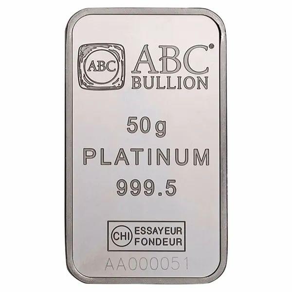 铂金视角 | ABC Bullion 首发澳洲第一款铂金条投资产品