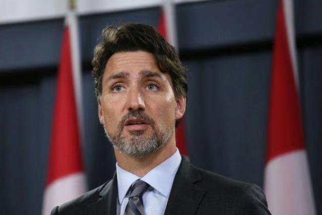 """还在扣帽子?!特鲁多:加拿大不会屈服于中国""""胁迫外交""""图片"""