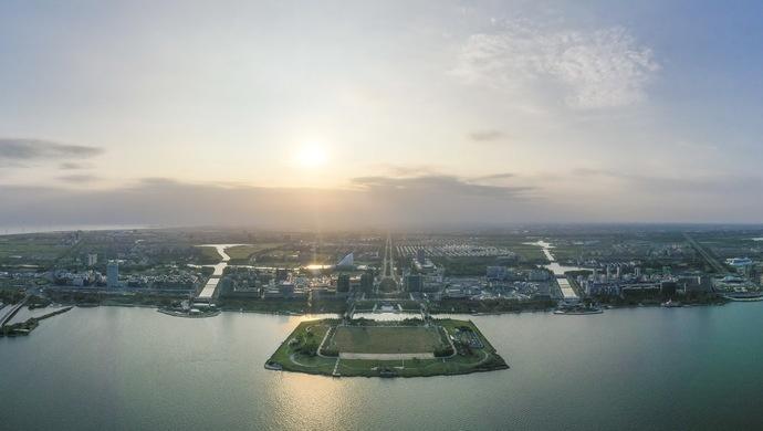 """百年未有大变局,上海东西新设两个""""区"""",放什么大招?图片"""