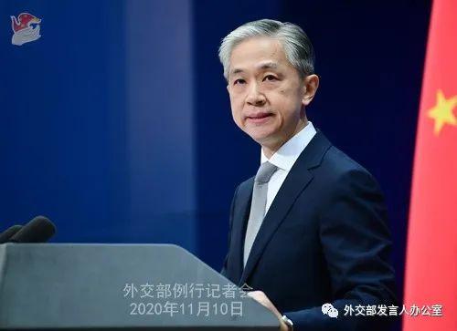【双语】例行记者会/Regular Press Conference(2020-11-10)图片