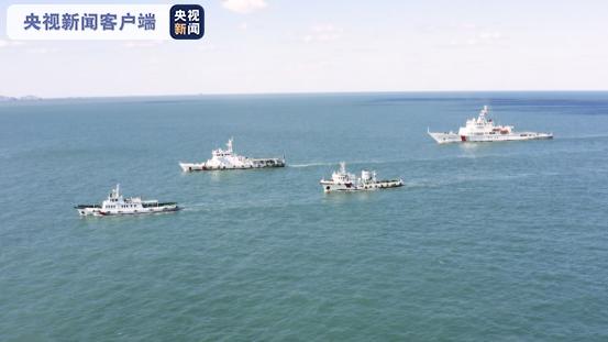 """我国东部海域开展""""净海行动"""" 重点加强内河船涉运输整治力度图片"""