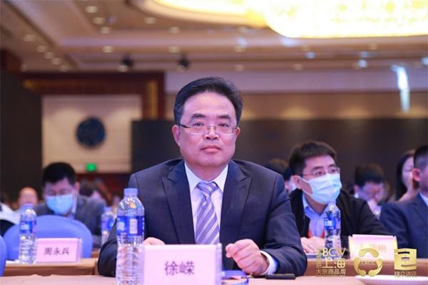 上海嘉定工业区党工委书记、管委会常务副主任徐嵘于2020中国能源化工产业峰会致辞