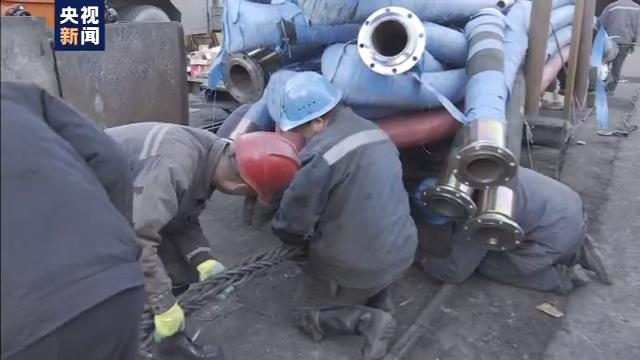 山西朔州一煤矿发生透水事故 被困5人位置确定图片