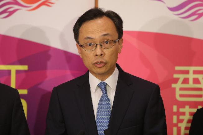 逾2600名新入职公务员签效忠声明,香港公务员事务局局长:无人因拒签而被终止聘任图片