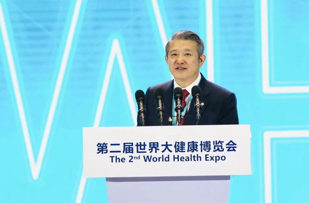 大佬说 | 陈东升:健博会将推动湖北成为中国大健康产业第三极