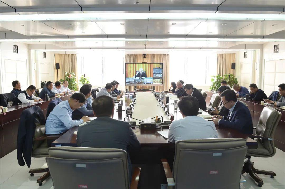 宁夏大学掀起学习贯彻党的十九届五中全会精神热潮图片