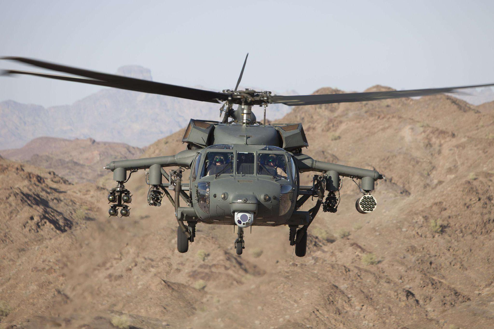 """""""黑鹰""""直升机在埃及坠毁包括5名美军在内7人丧生"""