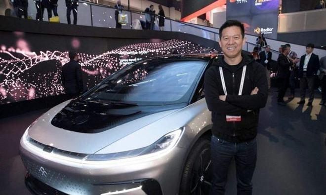 法拉第未来称关键技术专利和特斯拉不相上下,贾跃亭:继续投入