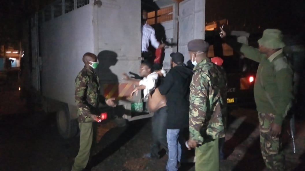严厉打击!11月肯尼亚已有9760人因违反防疫规定被捕