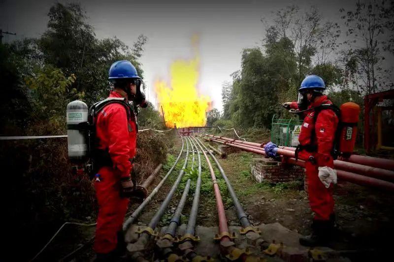 新增830亿立方米!中国石化在四川又发现超级大气田