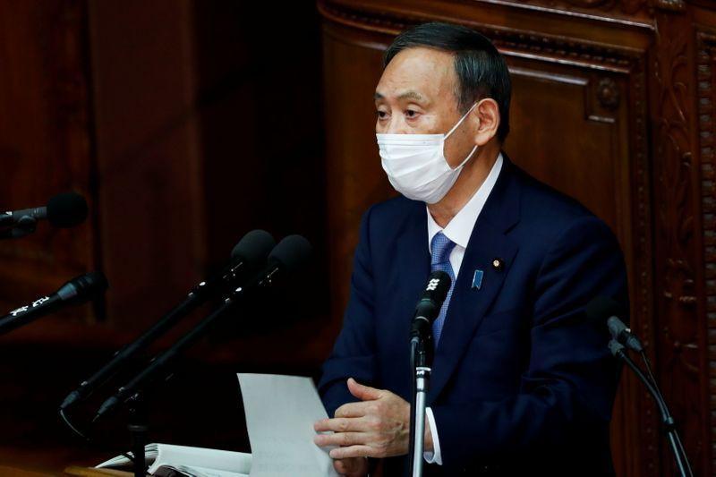 日本单日新增病例数再现新高 首相称无需紧急状态