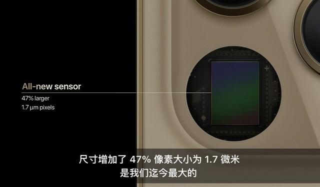 iPhone12 Pro Max独占优势 这颗会运动的传感器有多强?