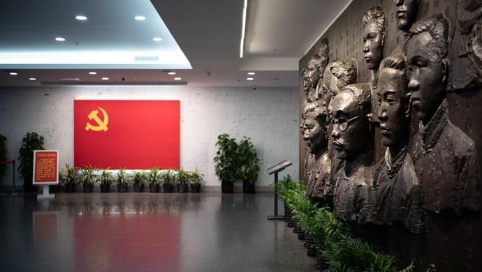 中共一大会址纪念馆下周二起暂停对外开放图片