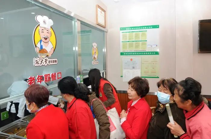一顿饭最低1块钱?!小布带你走进这间西安最暖餐厅图片