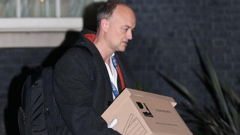 英国首相高级顾问多米尼克-卡明斯已辞职