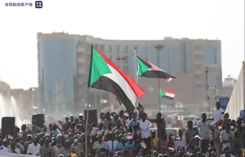 苏丹25万人将举行大型庆祝活动 卫生紧急委员会提醒