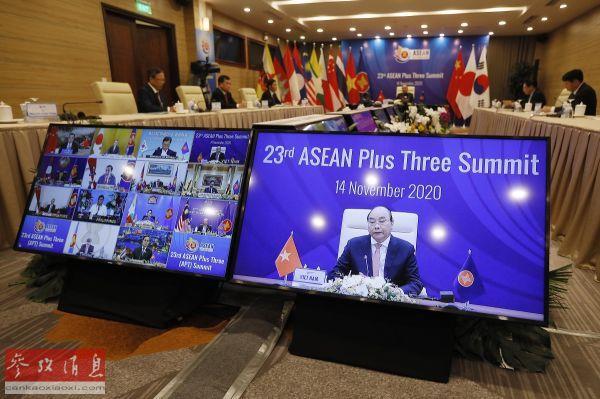 外媒:东盟系列会议聚焦区域合作图片