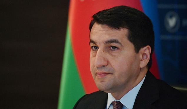 阿塞拜疆:为亚美尼亚提供更多时间撤离纳卡地区