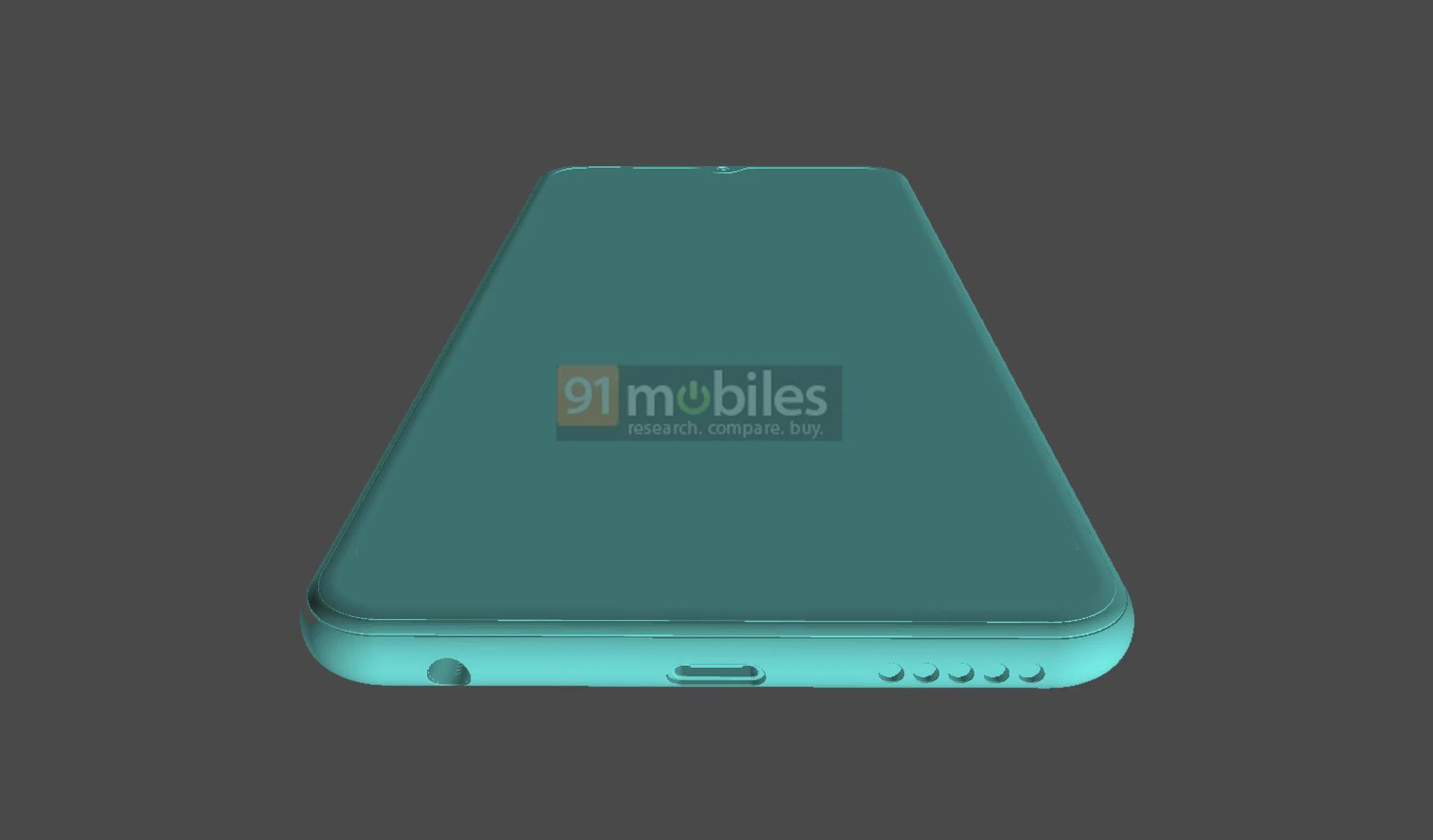 LG新机Q63/Q83的CAD渲染图曝光 预计2021年推出