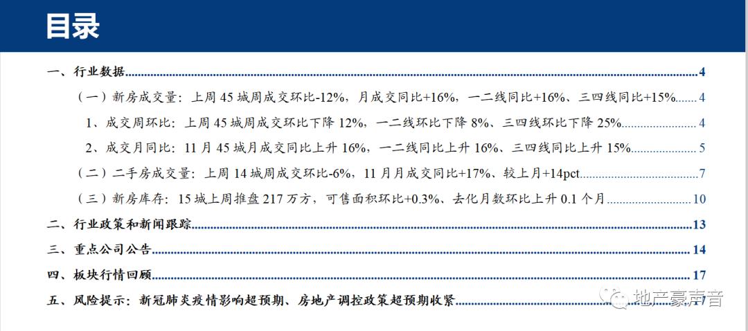 【华创地产•袁豪团队】房地产周报:龙头物管企业陆续上市,疫苗研发利好商业地产
