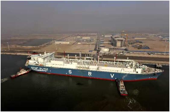 """中国海油多维度保障天然气供应 为温暖过冬聚足""""底气"""""""
