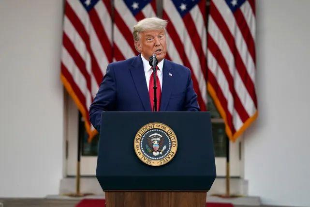 多名共和党人呼吁特朗普开启权力过渡进程