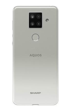 SHARP AQUOS sense4 plus上市 配90Hz屏约售2075元