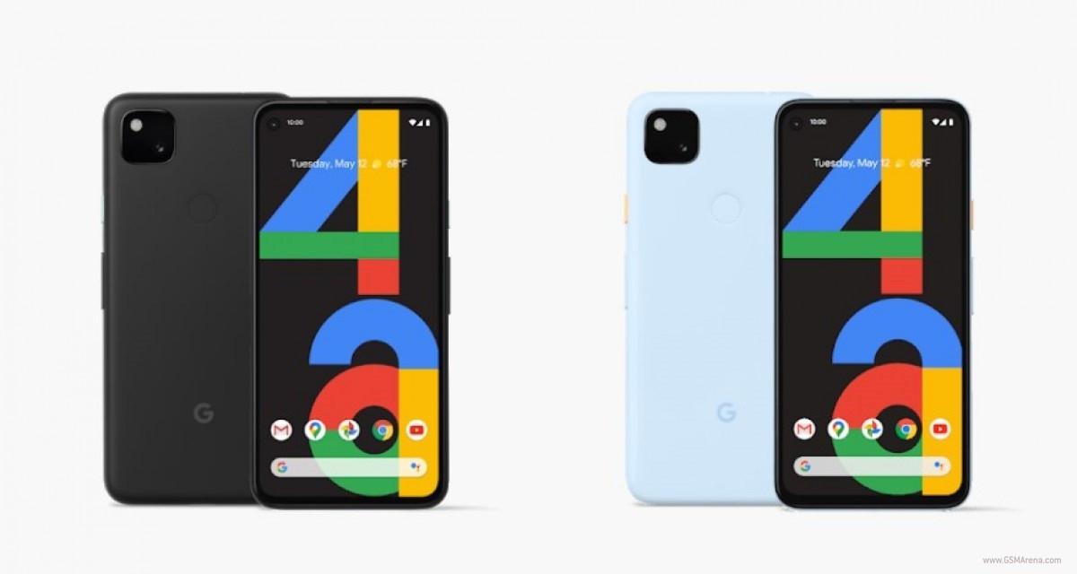 谷歌 Pixel 4a 蓝色版上市:搭载骁龙 730G 卖 2300 元