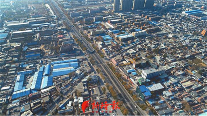 济南泺口片区二期再冻结:曾是济南最大涝洼地