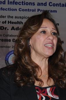 世卫官员:预计未来埃及新冠肺炎流行病学曲线将上升