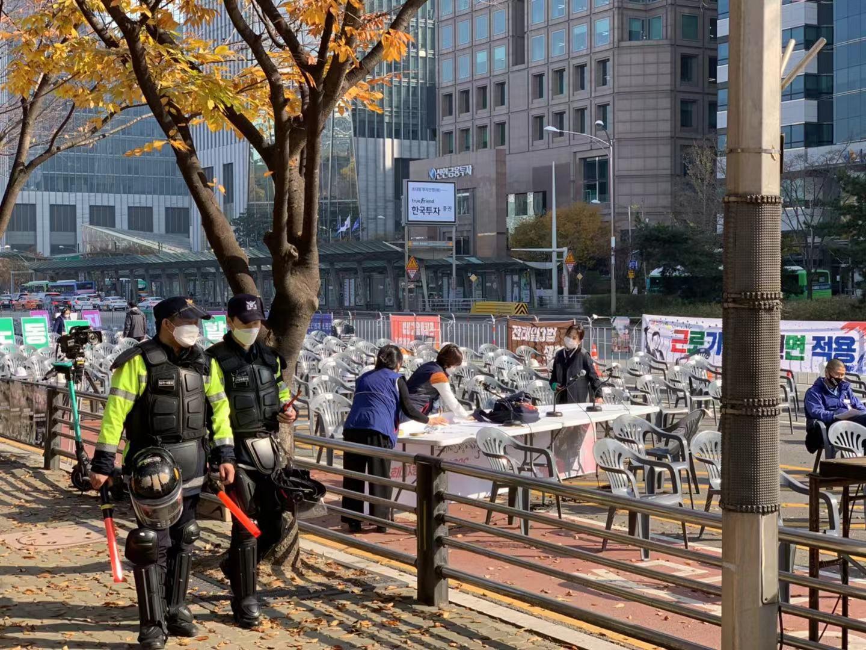 韩国新增新冠肺炎确诊病例313例 累计确诊29311例