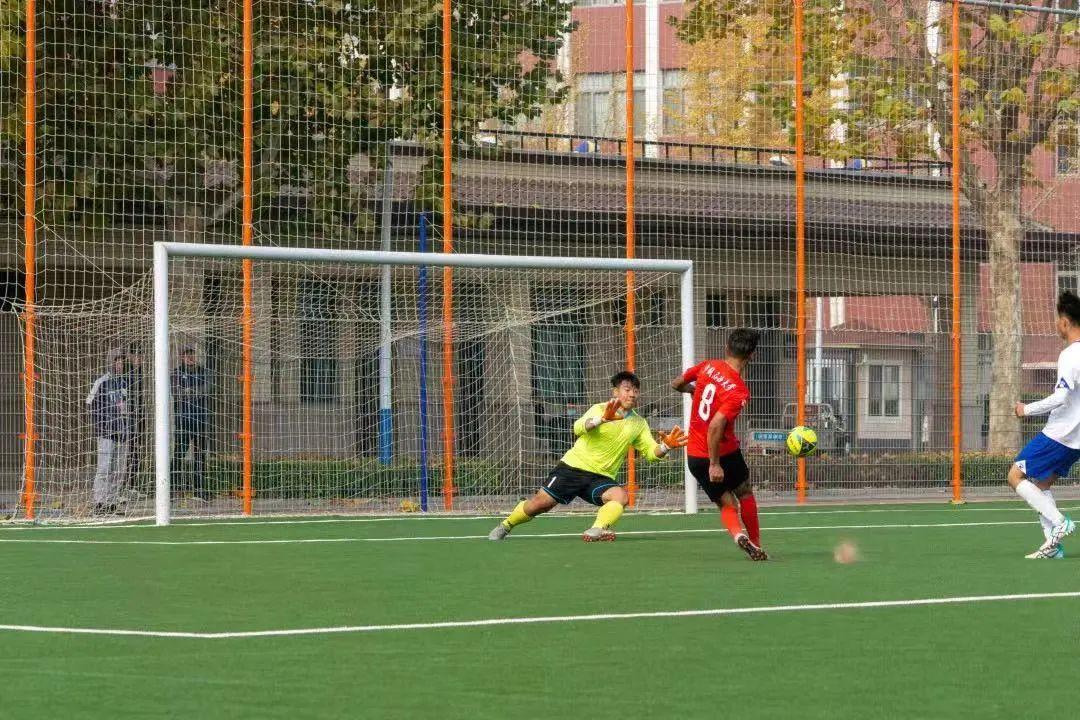 卫冕!石大再获全国青少年校园足球联赛(大学组)省选拔赛冠军图片