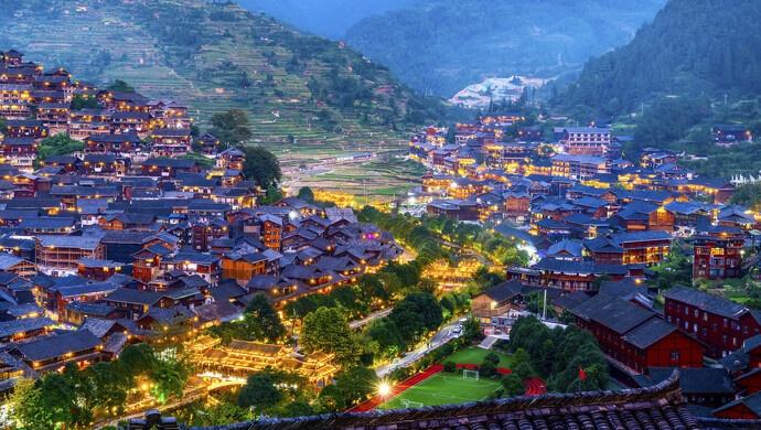 这个位于贵州山区项目,带给施秉脱贫致富新希望图片