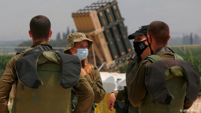 """以色列对叙利亚发动空袭 报复其在边境""""安装炸弹"""""""