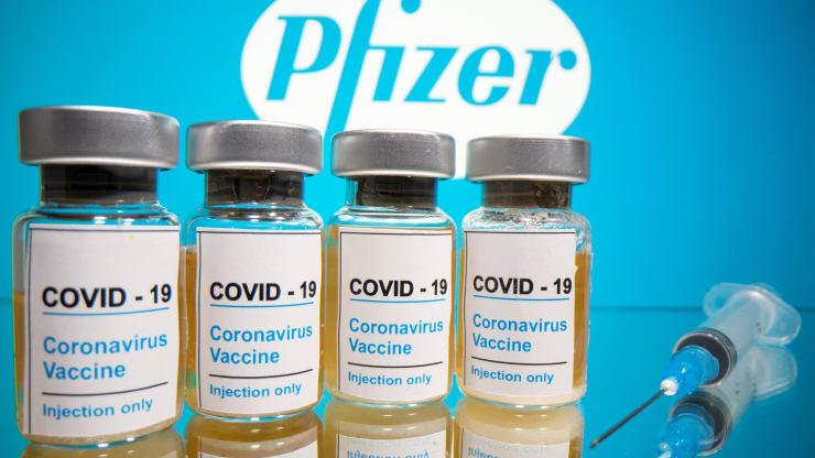 辉瑞新冠疫苗显示出95%的有效性 没有观察到严重的安全问题