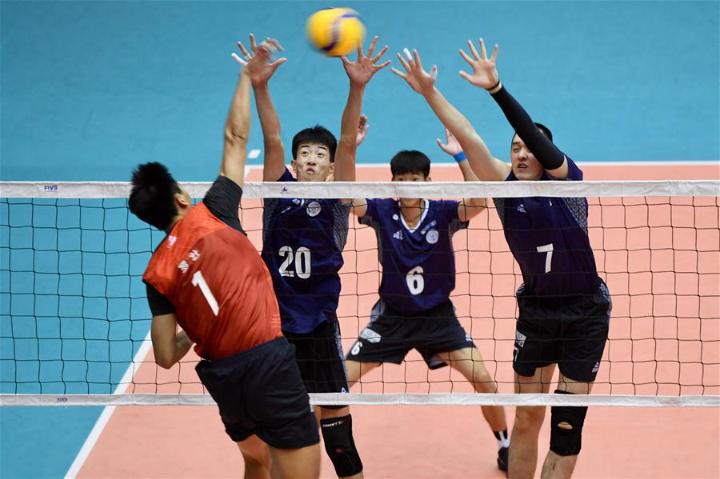 新赛季中国男排超级联赛明年1月秦皇岛开打河北男排正积极备战