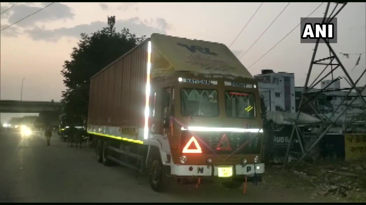 11人死15人伤!印度古吉拉特邦巴罗达市发生交通事故