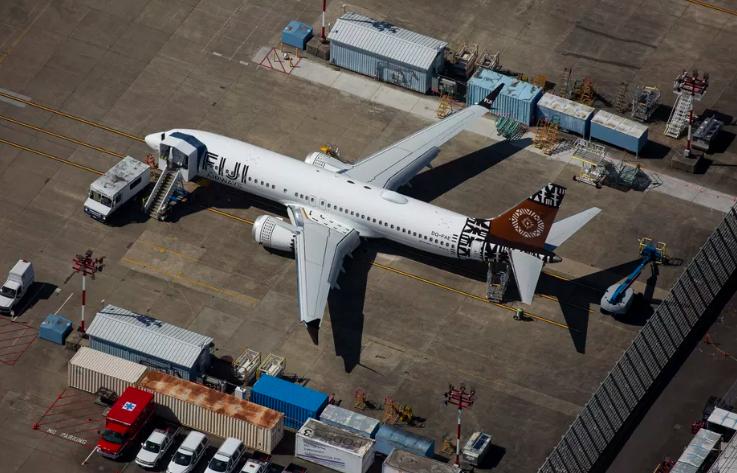 波音737 MAX机型获准复飞:停飞20个月 亏损200亿美