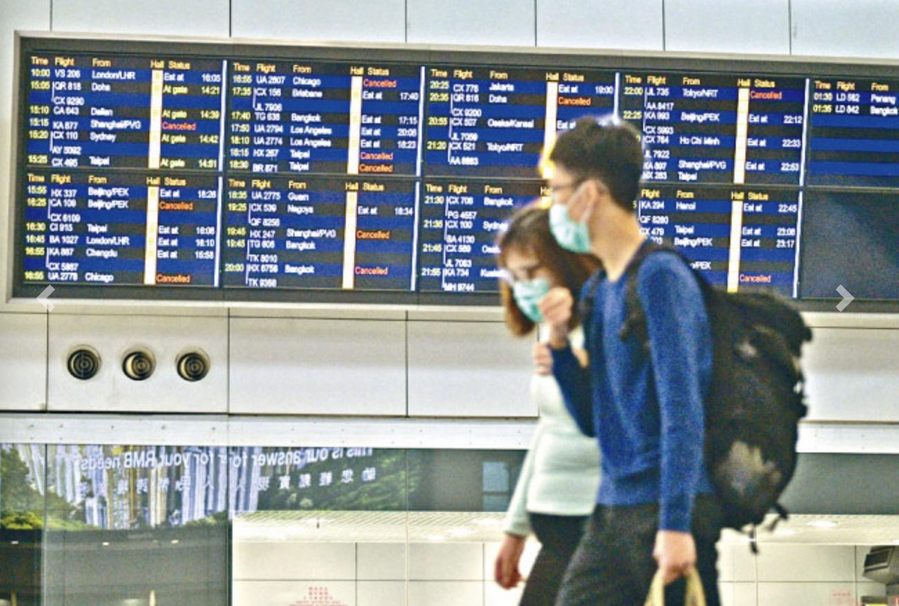 香港旅游发展局:访港旅客连续9个月跌幅超90%