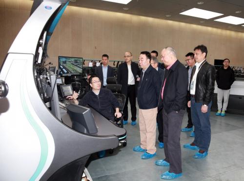 民航二所AirNet系统现场验收,助飞成都天府国际机场