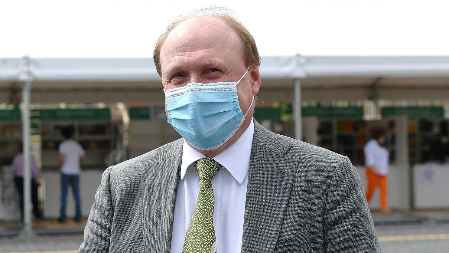 俄罗斯总统文化顾问确诊新冠肺炎