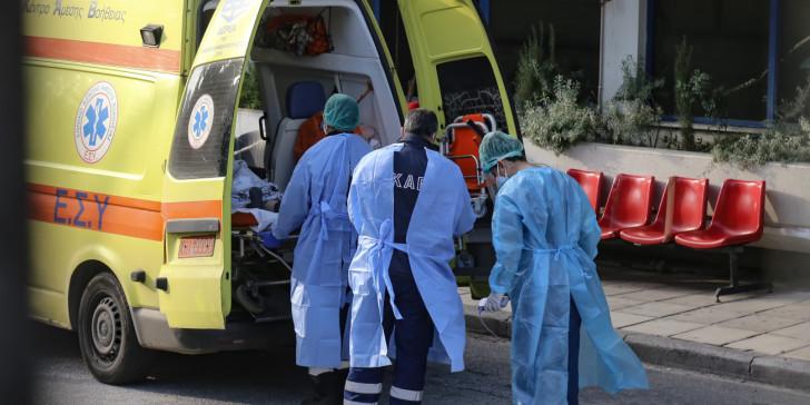 希腊新增新冠肺炎确诊病例3209例 累计确诊82034例