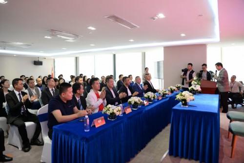 深银信投资集团有限公司与中川浩宇基金签订战略合作协议